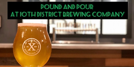 POUND and POUR! tickets
