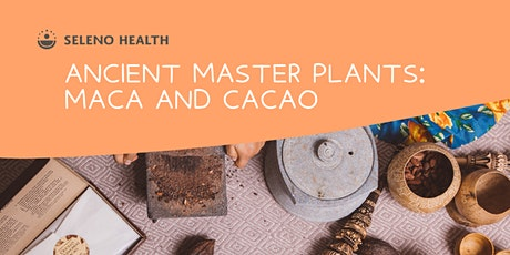 HAMILTON: Connect with cacao and maca! tickets