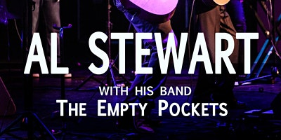 Al Stewart with his band The Empty Pockets