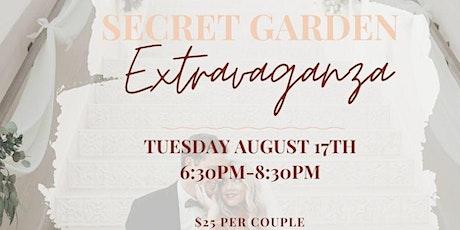 Secret Garden Summer Extravaganza tickets