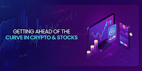 Beat the Market with Crypto & Stocks: Using this Revolutionary Method... tickets