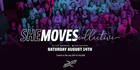 SheMoves Collective tickets