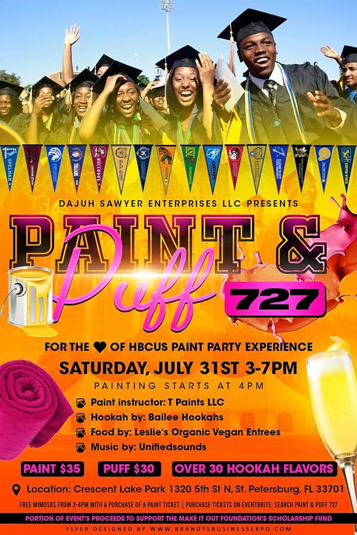 Paint and puff 727 image