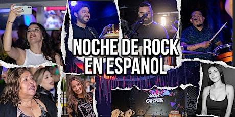 Noche de Rock en Espanol tickets
