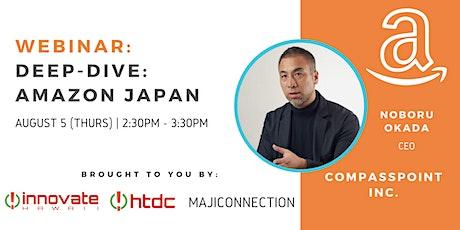 Deep-Dive: Amazon Japan tickets