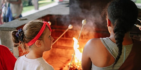 Discover Girl Scouts: National S'mores Day In-person Celebration! tickets