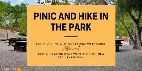 Picnic, Happy Hour & Hike at Linda Vista Park tickets