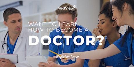 Get into Medicine | Canberra tickets
