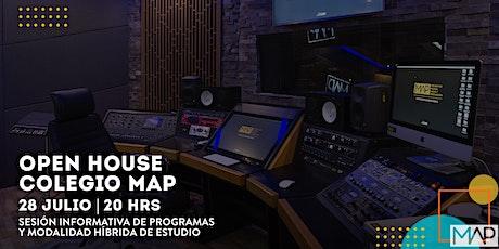 Open House - Colegio MAP (Sesión 2) boletos