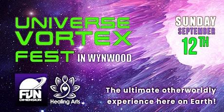 """""""Universe Vortex Fest in Wynwood""""  at FunDimension tickets"""