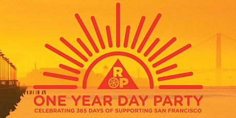 District Six Day Party: ROP Anniversary tickets