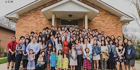 Living Grace Ministry Sunday Service tickets