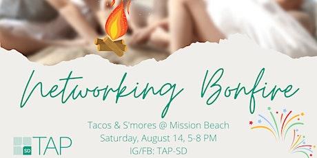 TAP-SD: Networking Beach Bonfire tickets