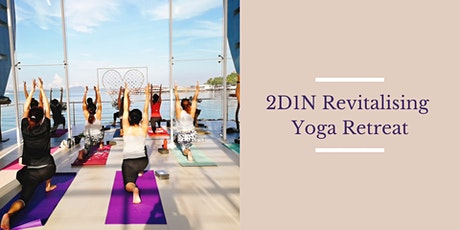 2D1N  Yoga Retreat at Sofitel Singapore Sentosa tickets
