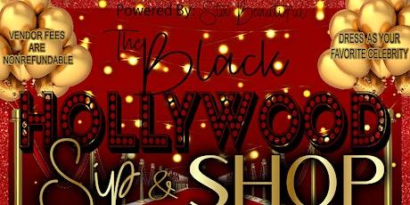 Black Hollywood Halloween Sip & Shop tickets