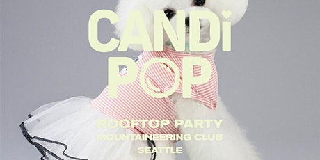 Candi Pop Rooftop Party tickets