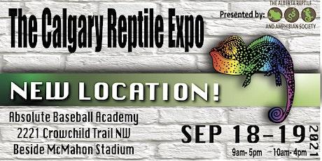 The Calgary Reptile Expo tickets