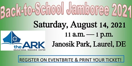 ARK 7th Annual Back-to-School Jamboree tickets