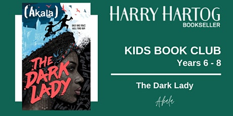 July - Kids Book Club Years 6 - 8 tickets