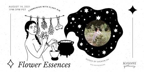 Flower Essences: Communion With Plant Kin tickets