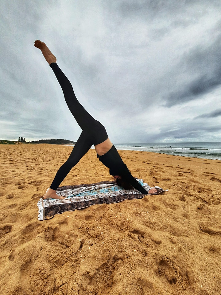 Slow Flow   Online Yoga Class/w @thewildflowerpaiges image