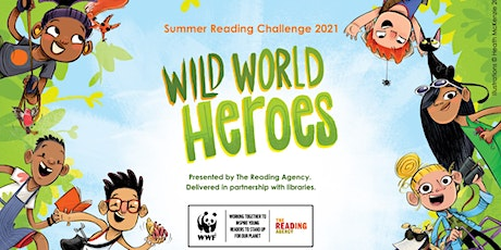 Summer Reading Challenge Book Chat tickets