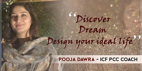 Discover, Dream, Design Your Ideal Life tickets