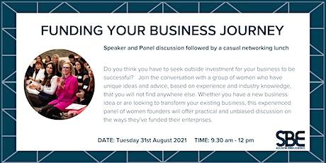 Funding Your Business Journey (Ballarat) tickets