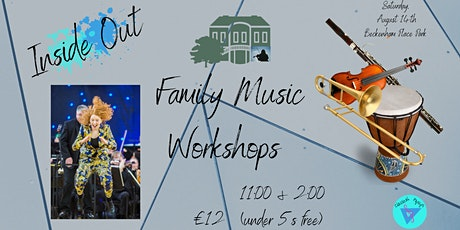 Inside Out - Family Music Workshops tickets