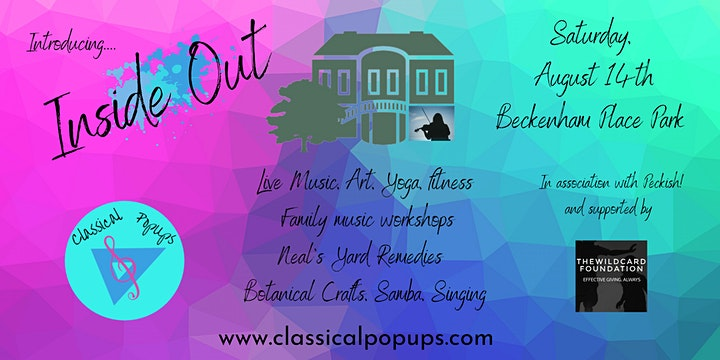 Inside Out - Family Music Workshops image
