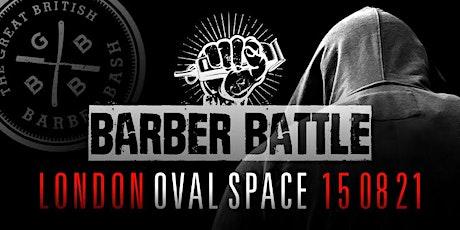 Barber Battle London - REGISTRATION tickets