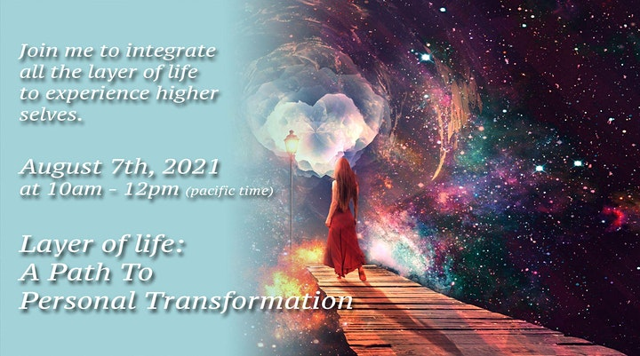 Layers of life: A Path to Personal Transformation image