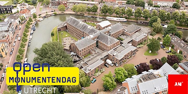 Afbeelding van Centraal Israëlitisch Weeshuis (onderdeel Open Monumentendag Utrecht)