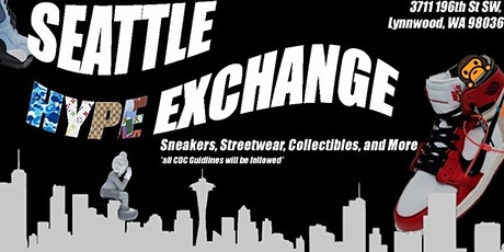 Seattle Hype Exchange Round TWO!! tickets