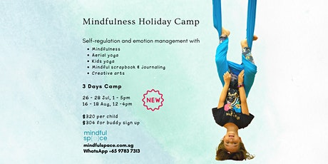 Mindfulness Holiday Camp tickets