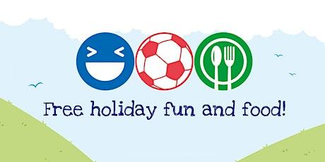Parkour and Karate - Buckingham HAF - Food 1-2pm tickets