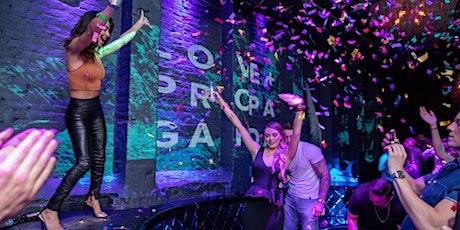 LOVE + PROPAGANDA  Saturday - FREE Guest List tickets
