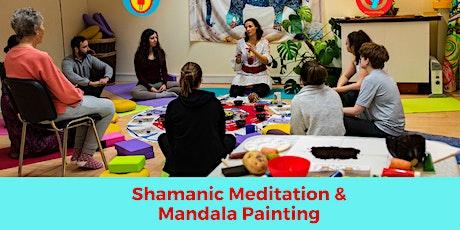 Shamanic Meditation and Mandala Painting tickets