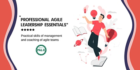 Professional Agile Leadership Essentials tickets