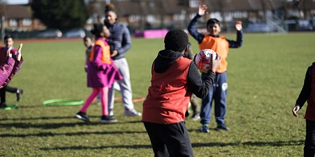 SOGA Multi Sports Camp with First Kicks for 5 to 7 year olds tickets