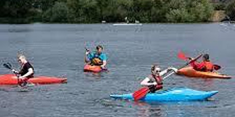 SOGA Canoeing Camp with Finesse Sports for 8 to 10 year olds tickets