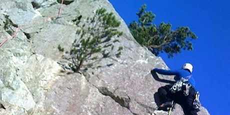 Intro to Rock Climbing and Abseiling tickets