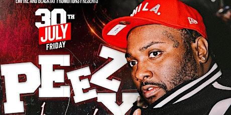 Peezy Live @ Empire tickets