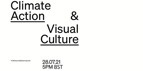 Climate Action and Visual Culture tickets
