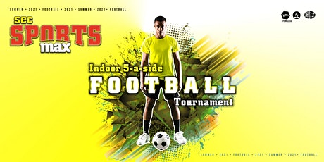 Indoor 5-A-Side `Football Tournament tickets