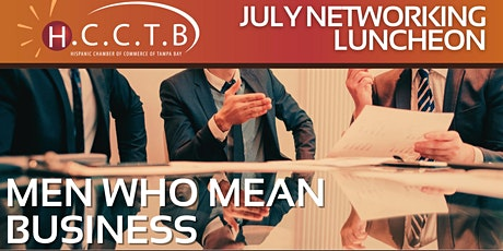 July 2021 Networking Luncheon tickets