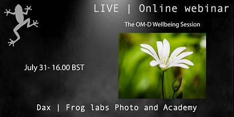 The OM-D Wellbeing Session! tickets