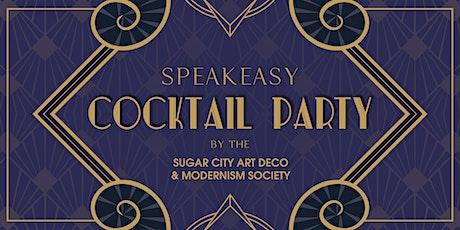 Speakeasy Cocktail Party tickets