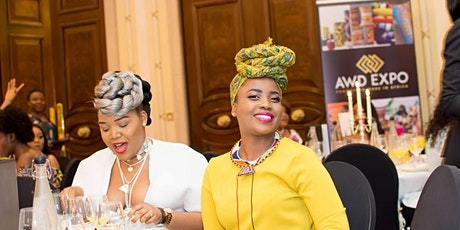 The AWD International Annual African Women's Gala Dinner tickets