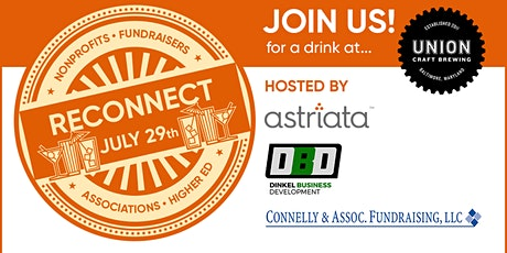 Summer Networking Happy Hour for Fundraisers & Friends tickets